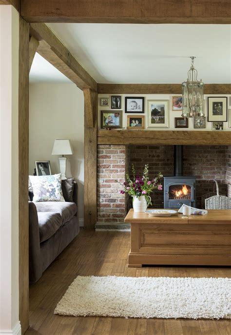 green oak farm house living room farmhouse style living
