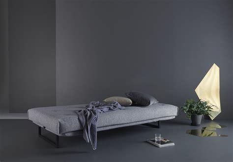Divano Letto Matrimoniale Design Nordico 140x200 Cm