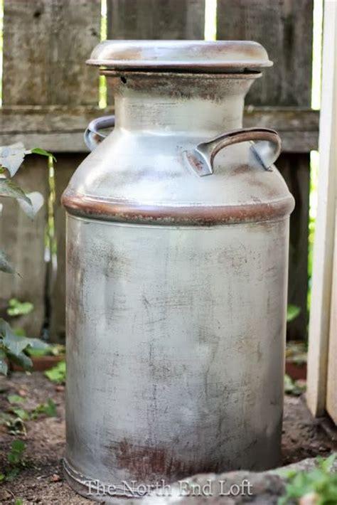 Best Images About Milk Cans Pinterest Planters