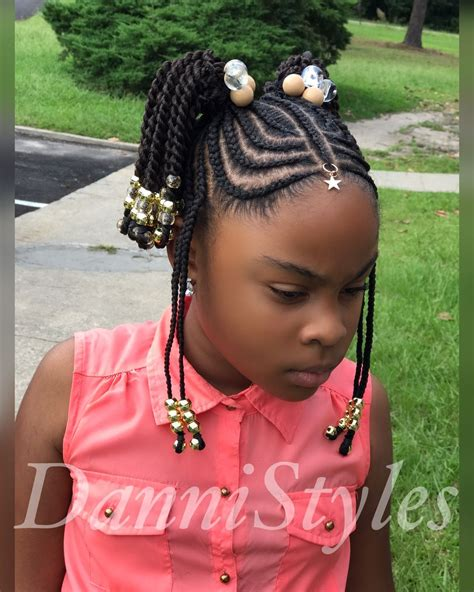 Braided Kid Hairstyles by Tribal Braids For Dannistyles Hair Braid