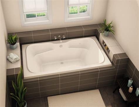 bathroom tubs and showers ideas 20 bathrooms with beautiful drop in tub designs bath