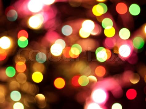 colorful lights colorful lights on black background stock photo colourbox