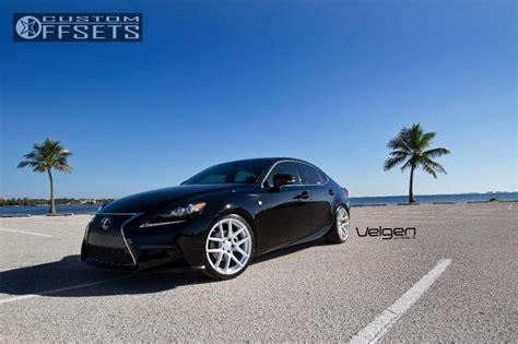 lexus is 250 custom wheels 2014 lexus is250 velgen wheels vmb5 lowered on springs