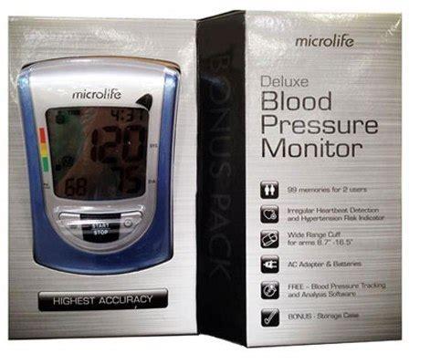 Amazon.com: Microlife Deluxe Blood Pressure Monitor