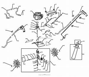 Mantis Tiller 4 Cycle
