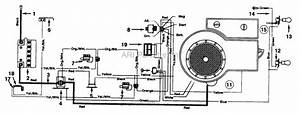 Ford Tractor Lights Wiring Harness Diagram