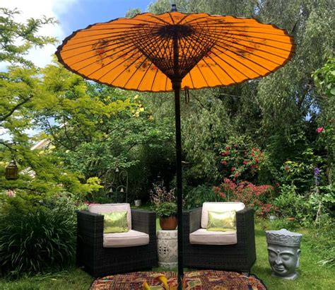 luxury garden parasols  patio umbrellas