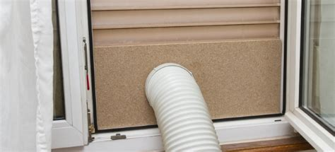 vent  portable air conditioner doityourselfcom
