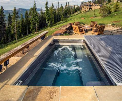 large in ground tub large in ground hot tub with stainless steel home interior exterior