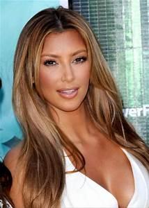 Cheveux Couleur Caramel : mod le couleur cheveux caramel ~ Melissatoandfro.com Idées de Décoration