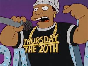 Thursday the 20th   Know Your Meme
