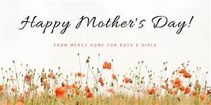 A Mother's Day Reflection from Fr. Scott   Mercy Home for ...