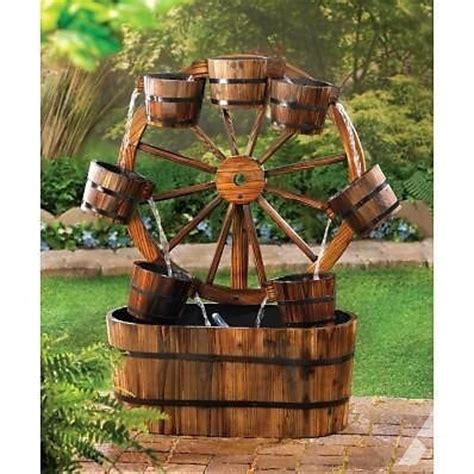 unique fountains and outdoor decor for sale in antioch