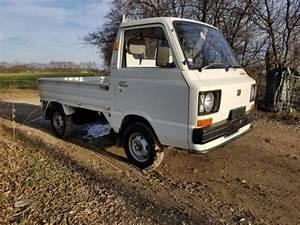 1986 Subaru Sambar Japanese Mini Truck Jdm Low Original