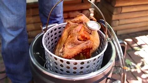 butterball oil  turkey fryer features  results