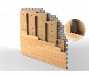 Isolation Mur Exterieur Bardage : le bardage en bois ou pvc en compl ment d une isolation ~ Premium-room.com Idées de Décoration