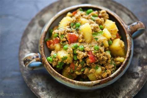 ground recipies curried ground turkey with potatoes recipe simplyrecipes com