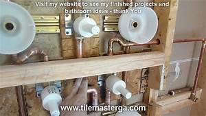 Part 3  Moen Ts276 Custom Spa Shower System Installation