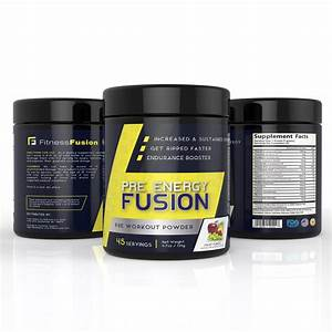 Pre-workout Fusion