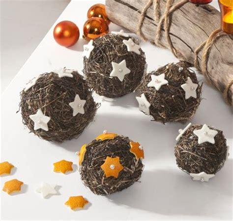 basteln mit naturmaterialien weihnachten weihnachtsdeko aus naturmaterialien basteln