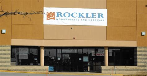 rockler woodworking hardware store opens  orland park