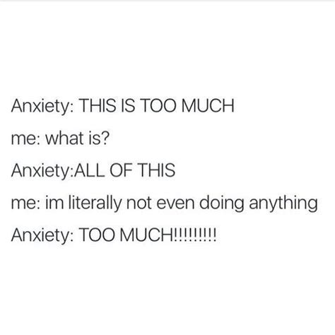 Anxiety Memes - best 25 anxiety humor ideas on pinterest introvert humor relationships humor and husband meme
