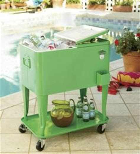 1000 images about coolers on wooden