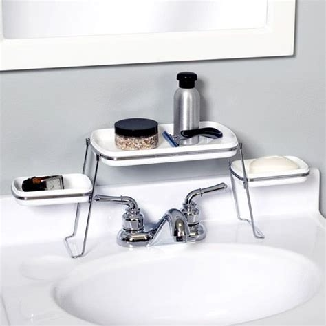 82 best images about pedestal sink storage solutions on