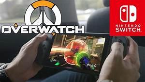 Overwatch Sur Nintendo Switch Blizzard Rpond