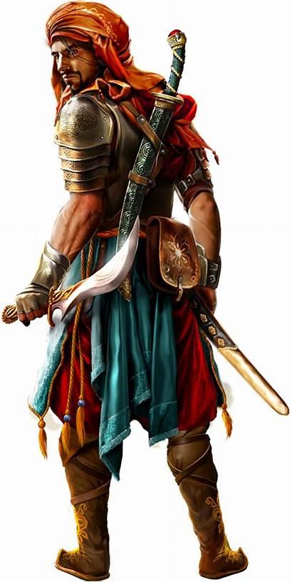 Arabian Knights Artwork Character Warrior Fantasy Concept