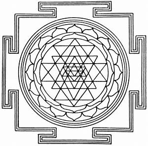 What Is The Mystery  Meaning Of Sri Yantra In Hinduism