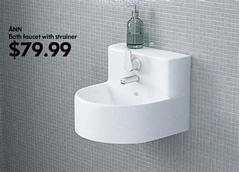 Ikea Wall Mount Bathroom Sink This Sink Pool Side Pleasures