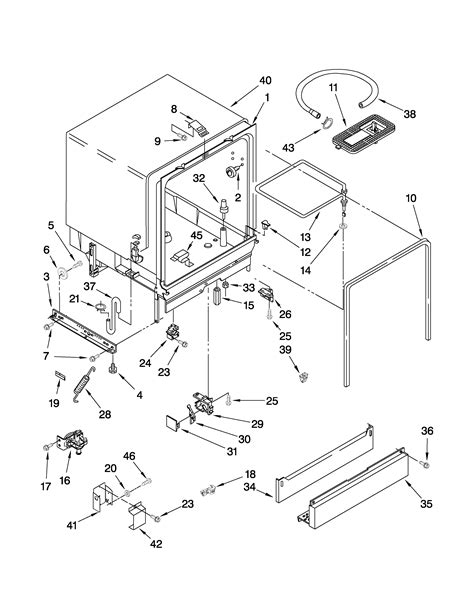 kenmore ultra wash dishwasher schematic pictures  pin
