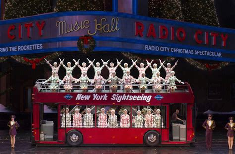 radio city christmas spectacular radio city  hall