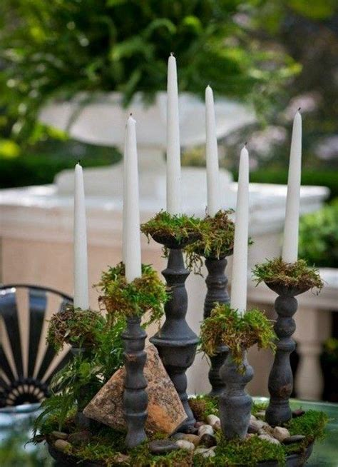 45 Rustic Moss Decor Ideas For A Nature Wedding Rustic