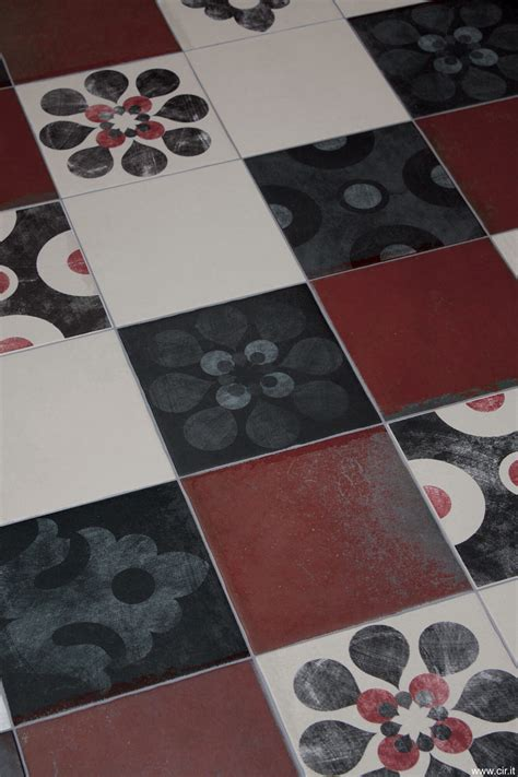 piastrelle cir collection via emilia cir manifatture ceramiche