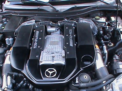The c 32 is therefore in the same performance category as thoroughbred. star emblem on engine cover - MBWorld.org Forums