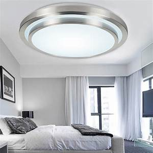 W led flush mounted recessed ceiling light downlight