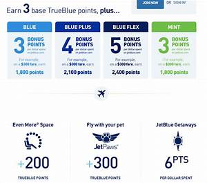Introduction To The JetBlue TrueBlue Loyalty Program