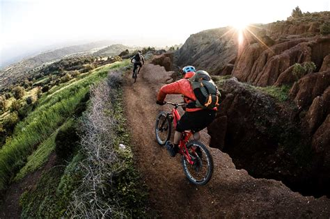 How to prepare for a mountain biking trip - Butterfly Labs