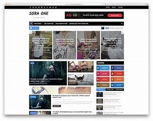 53 Best Free Responsive Blogger Templates 2020