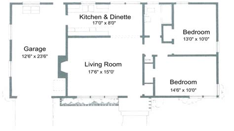 simple house plans 2 bedroom house plans free 2 bedroom house simple plan