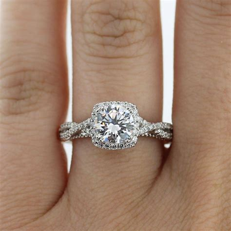 meet the most popular engagement ring pinterest crazyforus