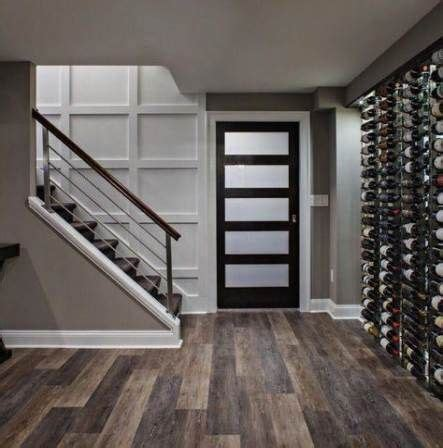 raised ranch basement remodel open floor  ideas