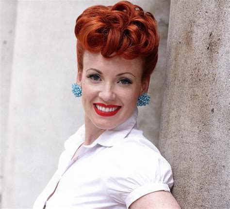 50s Hairstyles Updos by 31 Simple And Easy 50s Hairstyles With Tutorials