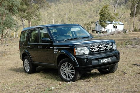 land rover discovery  review road test caradvice