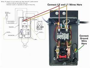 Wiring Diagram For A 220 Air Compressor