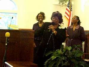 District Elder Dr. Eulah M. Nelson -Put the Whole thing on ...