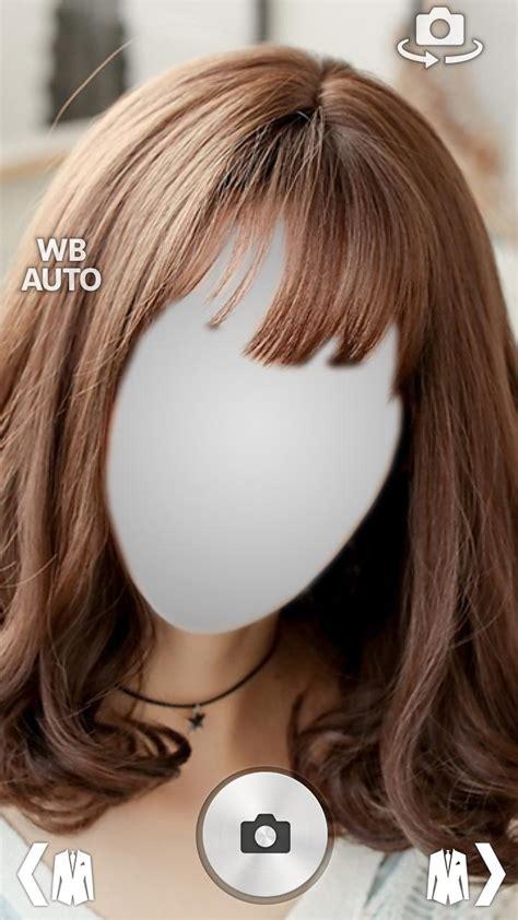 แต่งรูป ทรงผมผู้หญิงแฟชั่นเกาหลี เกิลกรุ๊ป for Android ...
