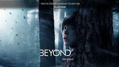Souls Beyond Ps4 Ellen Games Quantic Poster